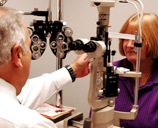 Eye Exam/Optical Services Rhode Island